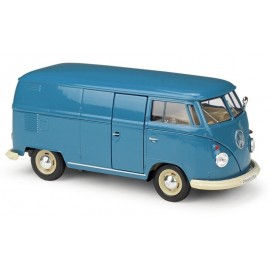 Macheta metalica Welly 1:24 - 1963 Volkswagen T1 Bus