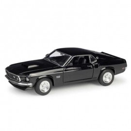 Macheta metalica Welly 1:24 - Ford Mustang 1969 Boss 429