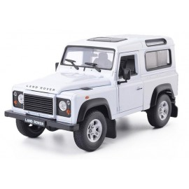 Macheta metalica Welly 1:24 - Land Rover Defender