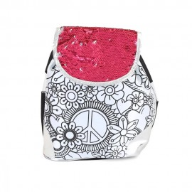 Rucsac Hippie Color Chic