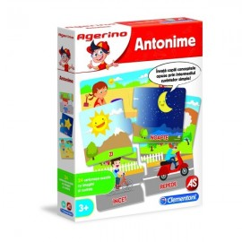Joc educativ Agerino - Antonime