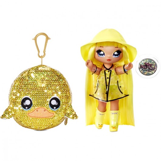 Na Na Na Surprise 2-in-1 Pom Doll in PDQ- Becky Buckaneer