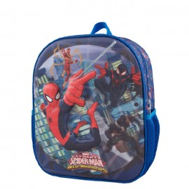 "Ghiozdan 12,5"" 4D Spiderman"