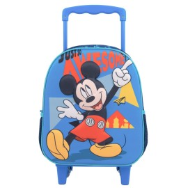 """Troler 3D 12,5"""" - MICKEY MOUSE"""