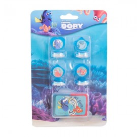 Set 4 stampile Dory